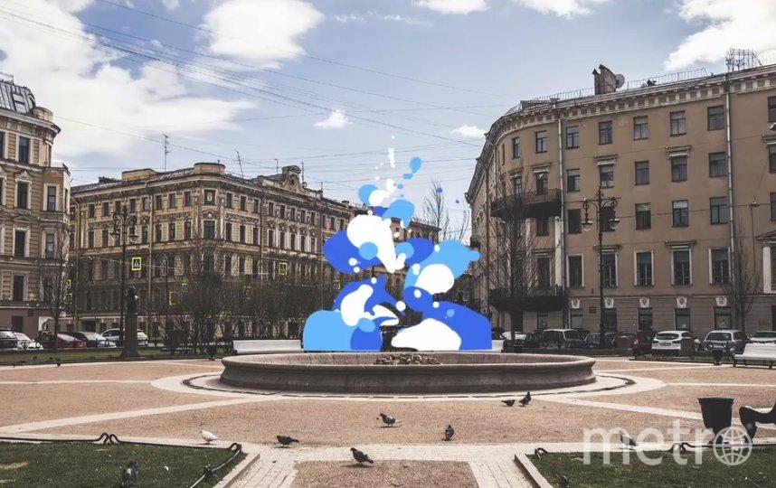 Сезон фонтанов открыли виртуально. Фото Водоканал