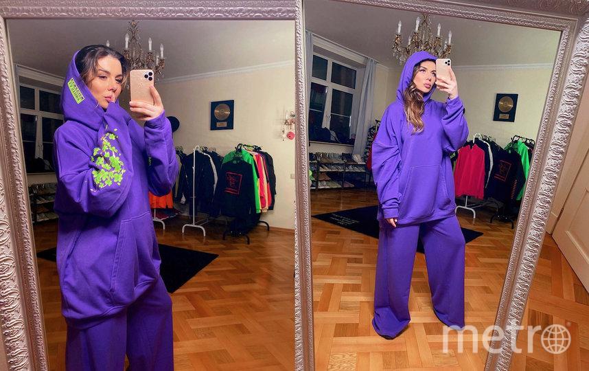 "Анна Седокова. Фото instagram.com/lastory_store, ""Metro"""