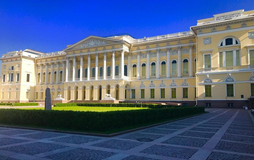 """Русский музей в Петербурге. Фото pixabay.com, """"Metro"""""""