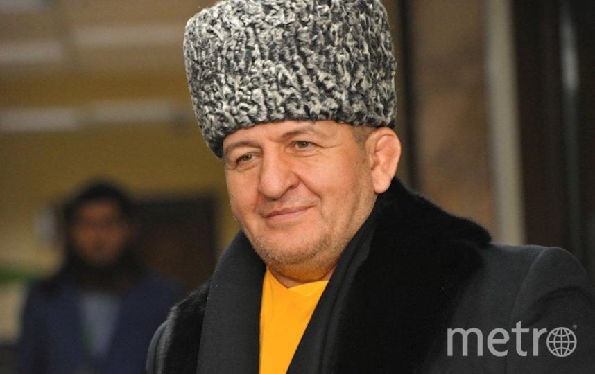 Абдулманап Нурмагомедов. Фото РИА Новости