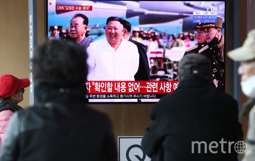 Новости о состоянии здоровья Ким Чен Ына вызывают пристальный интерес всего мира. Фото Getty