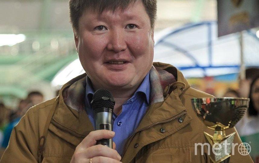 Нюргун Степанов - бывший однокурсник Алексея Филиппова из Якутии. Фото Нюргун Степанов.