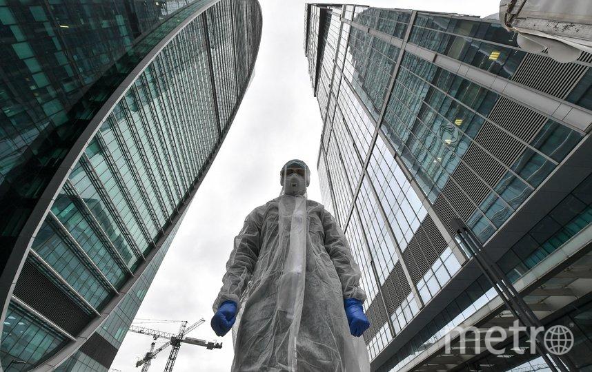 "Количество заболевших продолжает расти. Фото Агентство ""Москва"""