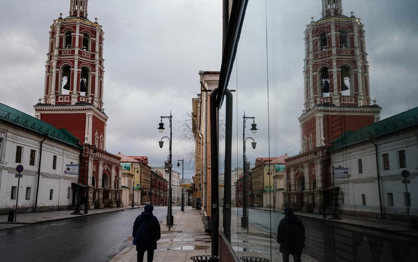 Дождливая погода установится в Москве на Первомай. Фото AFP