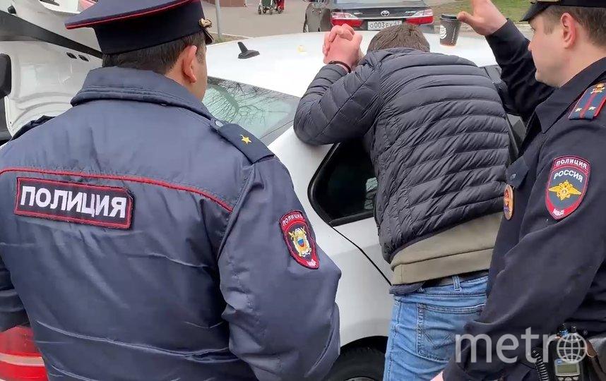 Скриншот видео МВД. Фото МВД РФ по СПб и ЛО