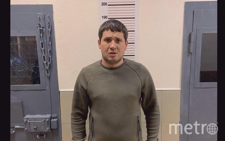 Задержанные. Фото МВД РФ по СПб и ЛО