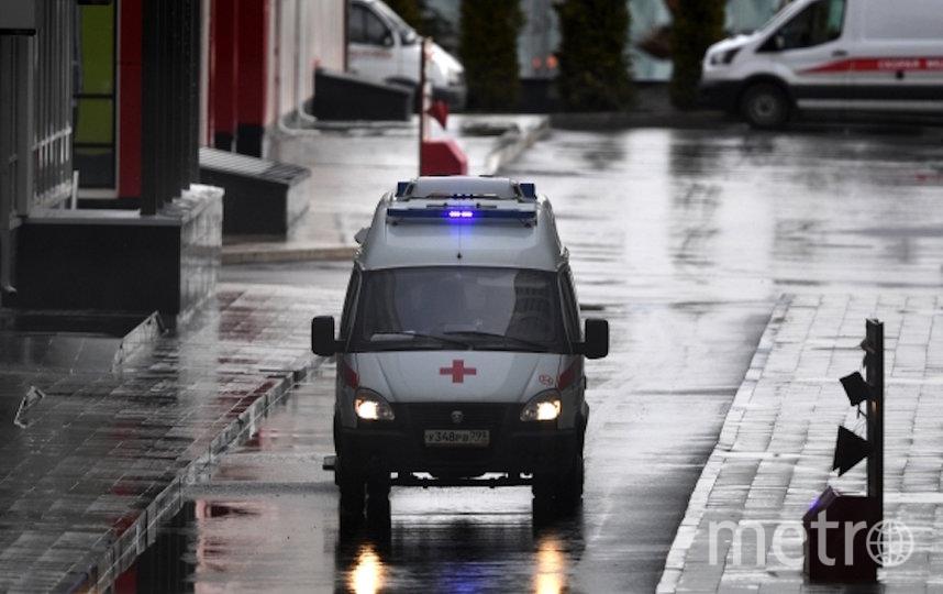 Сейчас за жизнь сражаются медики. Фото РИА Новости