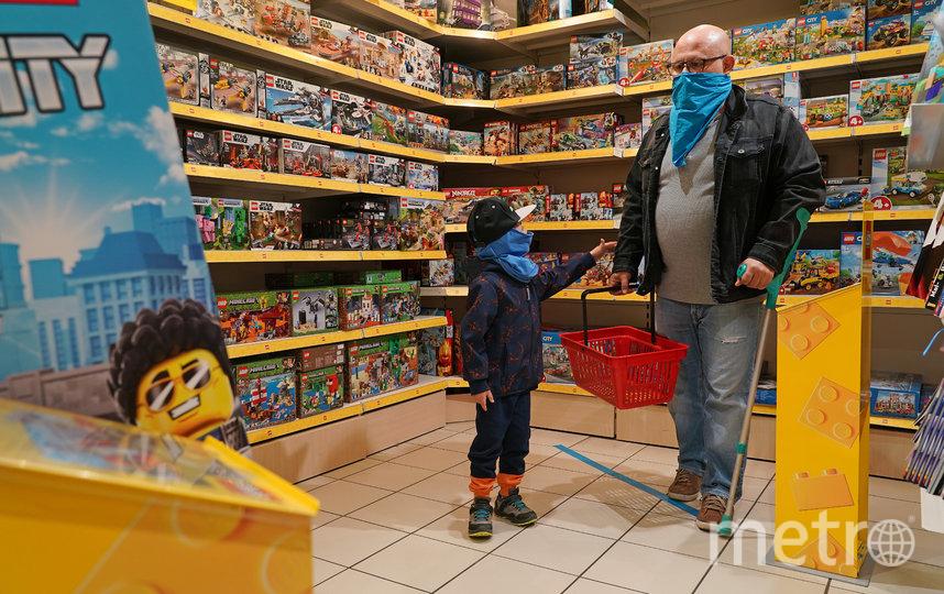 Дети старше 6 лет также должны будут носить маски в некоторых землях – например, в Баварии. Фото Getty