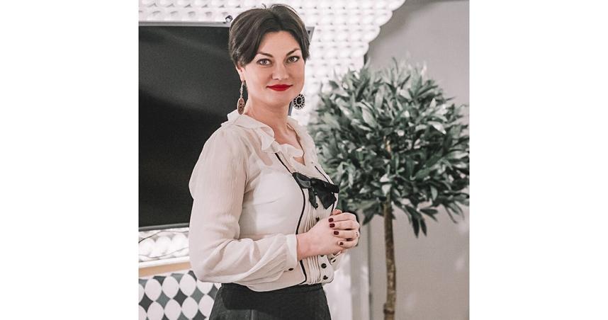 Оксана Бурцева, сомелье и консультант по этикету. Фото instagram.com/oxana_burtceva