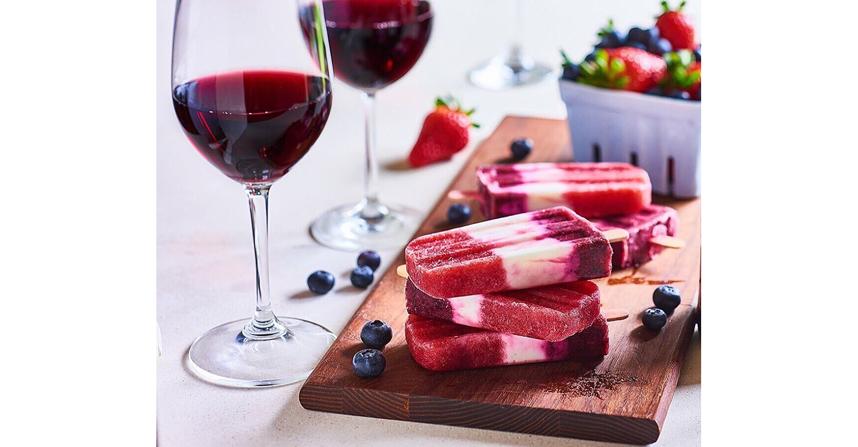 Фрукты, ягоды, десерты. Фото instagram.com/wines_best_glass