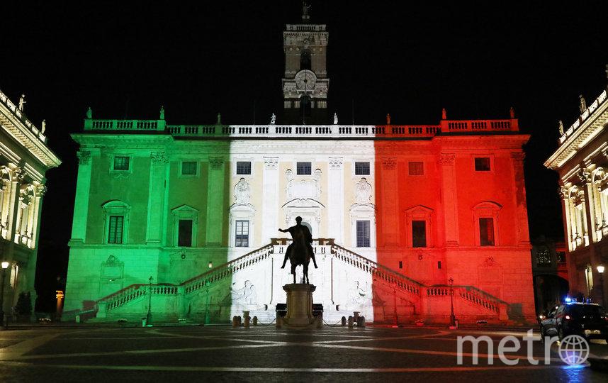 В Италии готовятся к ослаблению карантина с 4 мая. Фото Getty