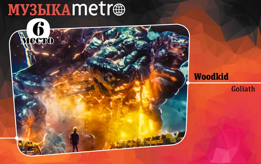 """Woodkid – Goliath. Фото Сергей Лебедев., """"Metro"""""""