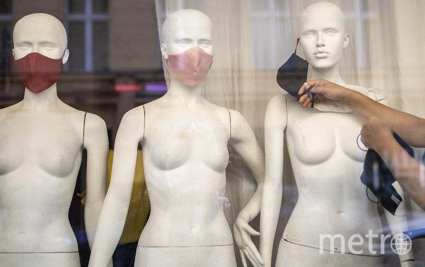 Сегодня покупатели активно ищут спортивную экипировку, одежду для отдыха и сна. Фото Getty, Getty