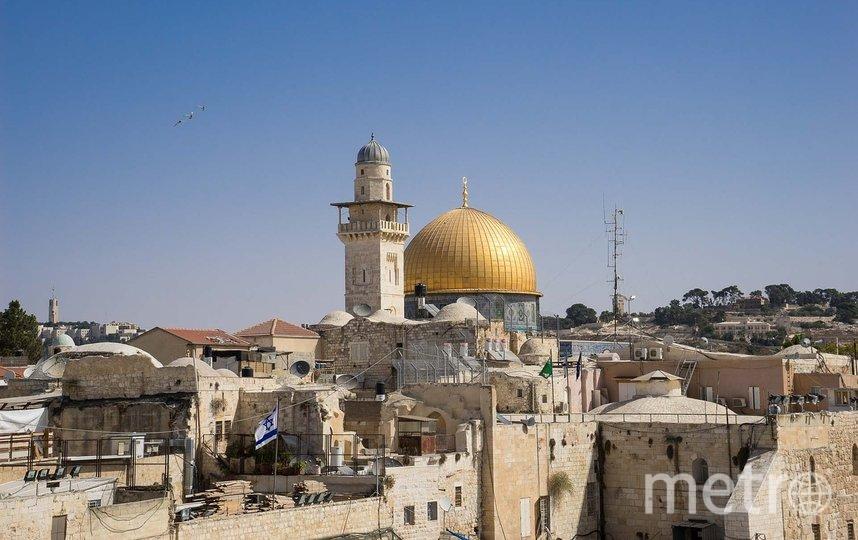 "Иерусалим. Фото pixabay.com, ""Metro"""