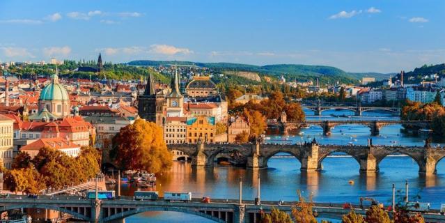 Чехия – любимая страна русский туристов.