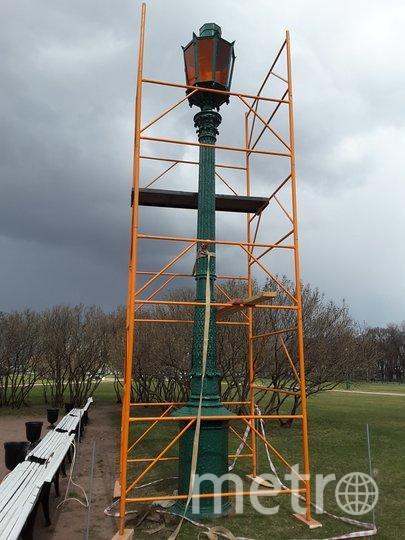 Реставрационные работы займут около полутора лет. Фото http://kgiop.ru/