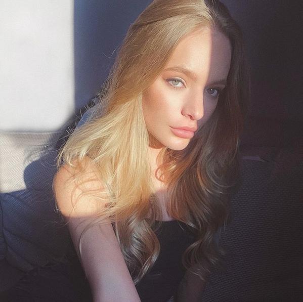 Елизавета Пескова. Фото скриншот: instagram.com/lisa_peskova/