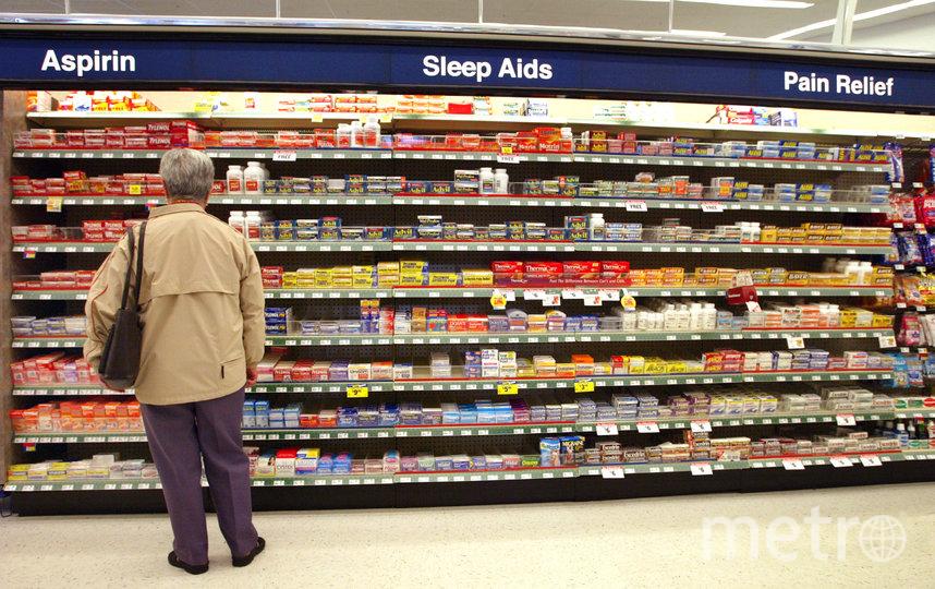 Лекарства от изжоги заканчиваются не только в аптеках, но и на фармацевтических складах. Фото Getty