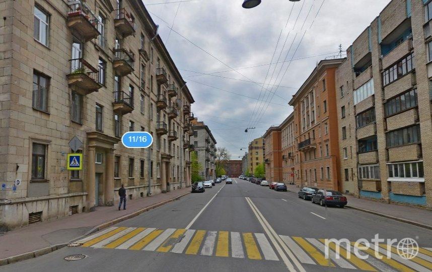 Гаванская улица. Фото Яндекс.Панорамы