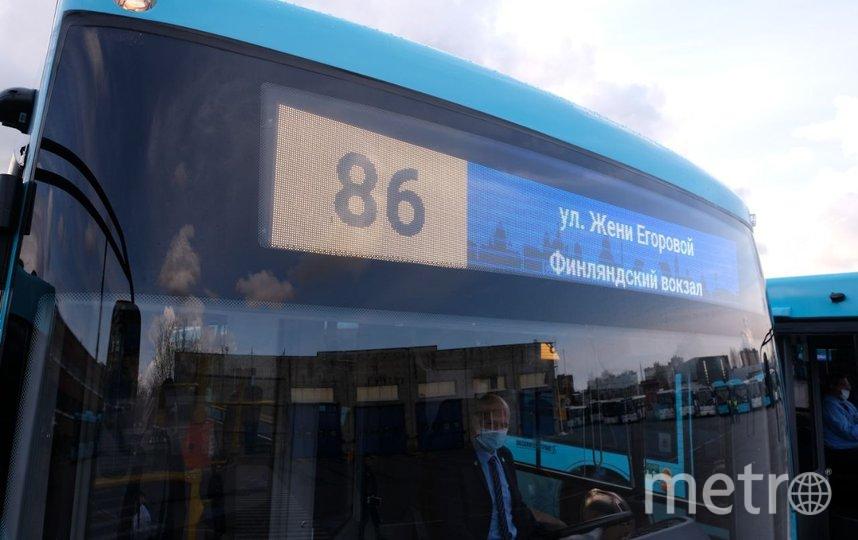 """Новые двухсекционные автобусы. Фото """"Пассажиравтотранс"""", """"Metro"""""""