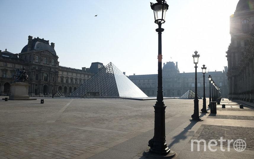 Париж. Фото Getty