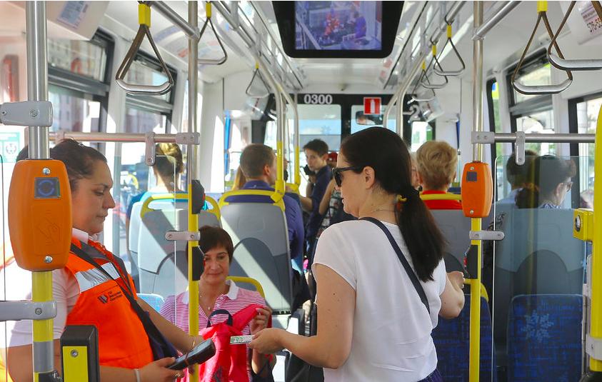 Транспортной реформы в июле не будет. Фото Светлана Холявчук, Интерпресс