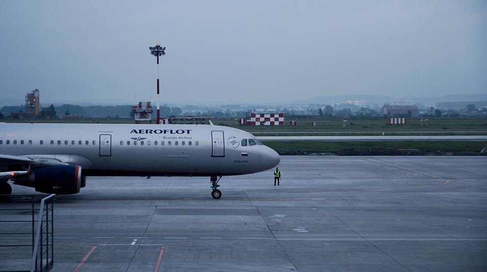 """Авиакомпания """"Аэрофлот"""" доставила более 205 млн медицинских масок из Китая в Россию с 6 по 28 апреля 2020 года. Фото pixabay.com"""