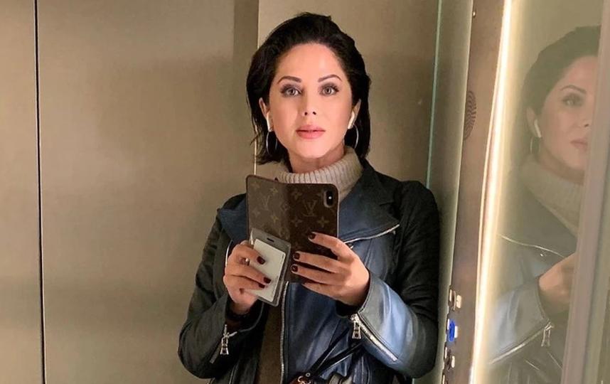 Виктория Ворожбит является помощницей актера. Фото Instagram: @vikavorozhbit