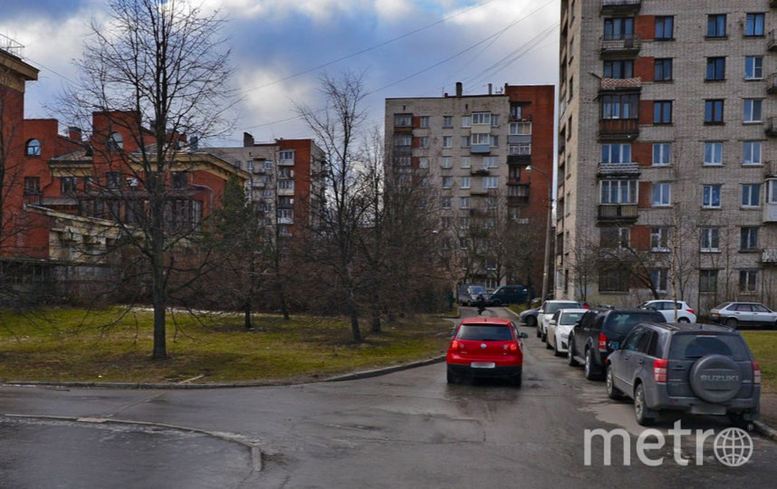 Проспект Славы. Фото Яндекс.Панорамы