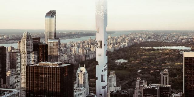 Природа по принципу равенства: вертикальный парк для городов.