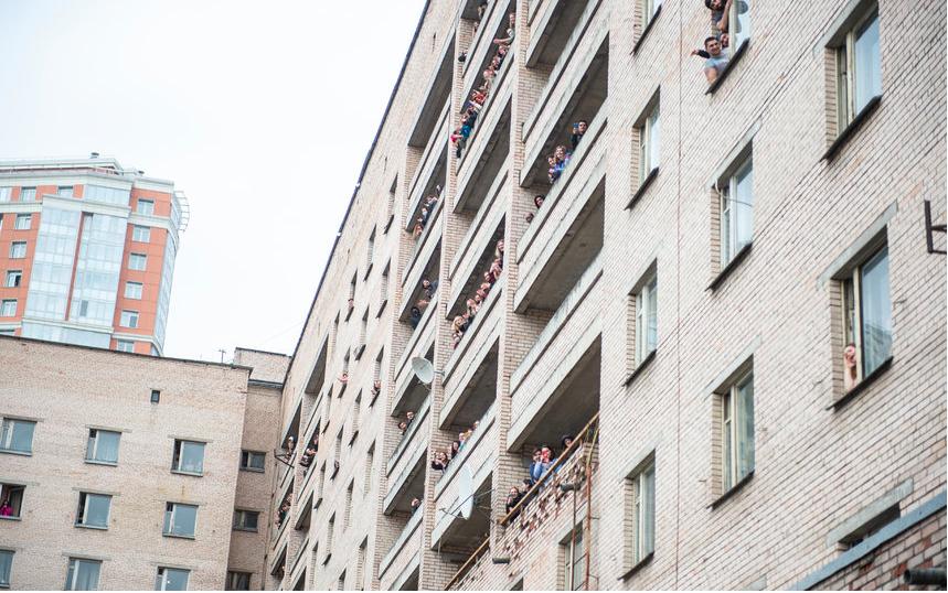 Студенты СЗГМУ им. Мечникова пройдут практику с больными коронавирусом. Фото Святослав Акимов, Metro