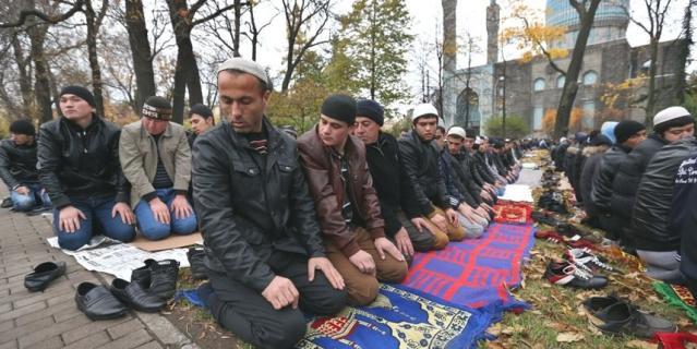 Верующим мечеть была возвращена только в 1955 году.