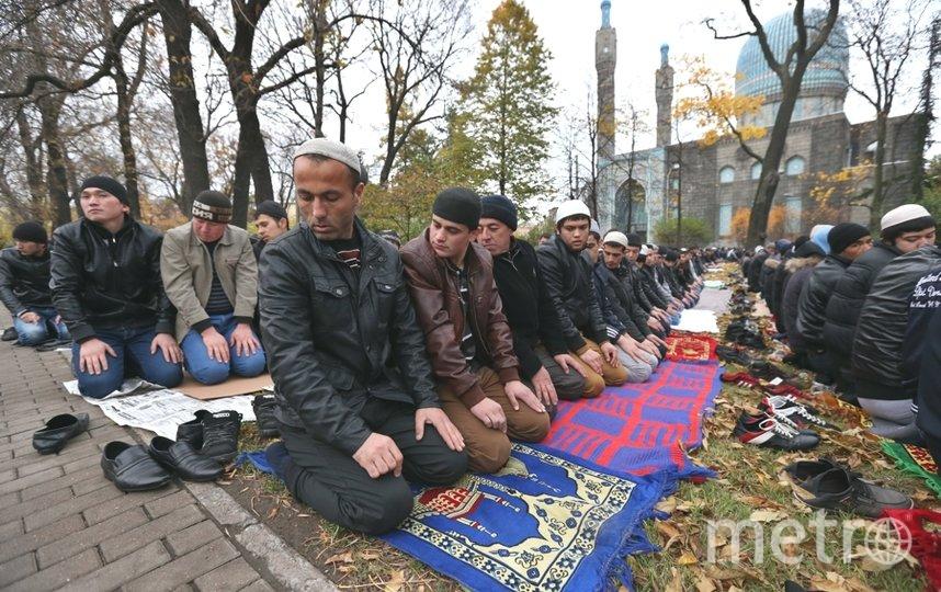 Верующим мечеть была возвращена только в 1955 году. Фото Интерпресс