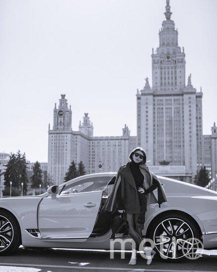 "Елена Блиновская. Фото www.instagram.com/elena_blinovskaya/, ""Metro"""
