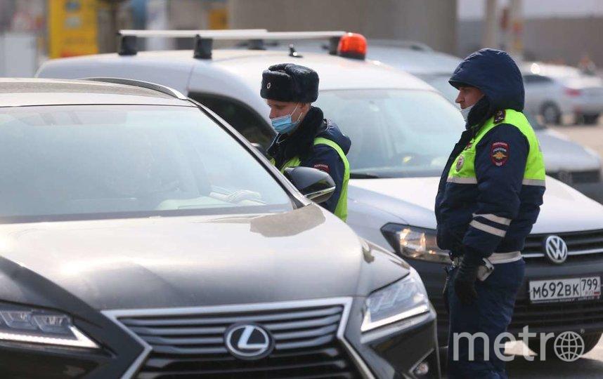 Водитель неоднократно нарушил правила дорожного движения. Фото Василий Кузьмичёнок