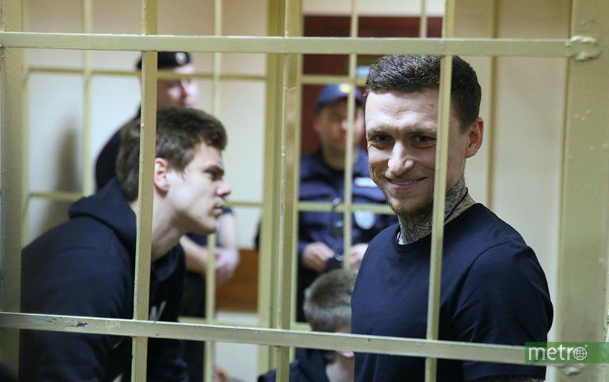 Павел Мамаев и Александр Кокорин (архивное фото). Фото Василий Кузьмичёнок