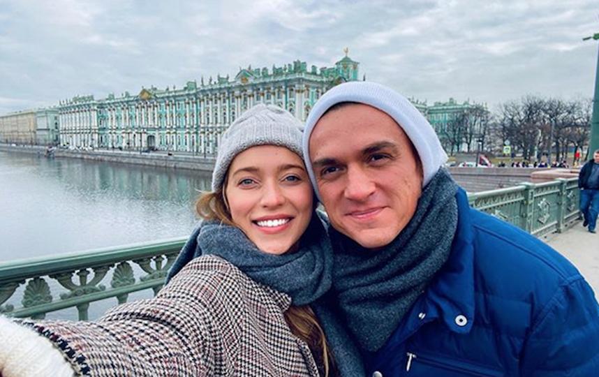 Регина Тодоренко и Влад Топалов. Фото Instagram @reginatodorenko