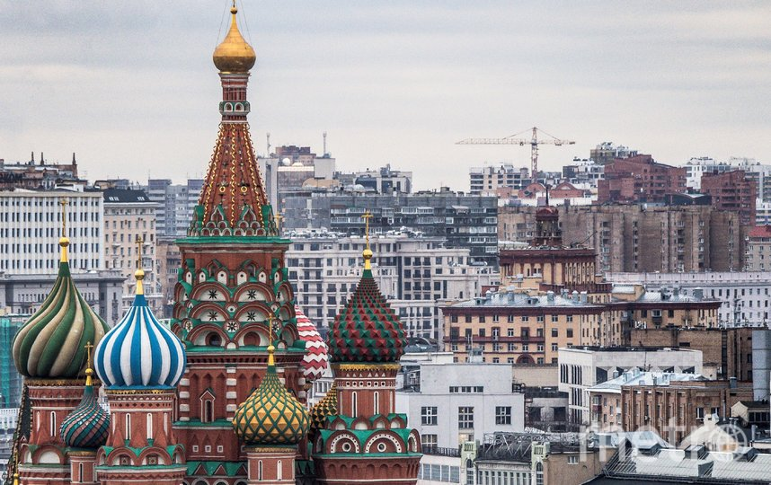 Столицу на майские праздники ждёт потепление. Фото AFP
