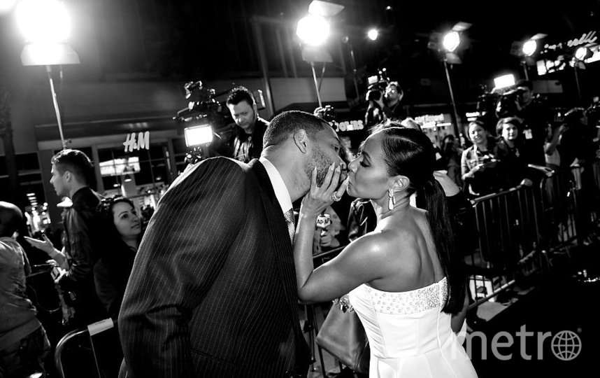Уилл Смит и Джада Пинкетт-Смит. Фото Getty