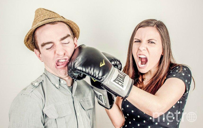 """Ссоры, если вы всё время вместе, неизбежны. Фото pixabay.com, """"Metro"""""""