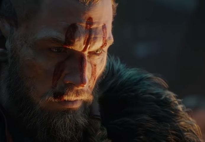 Главный героем станет норвежский викинг Эйвор. Фото кадр из трейлера | Ubisoft, Скриншот Youtube