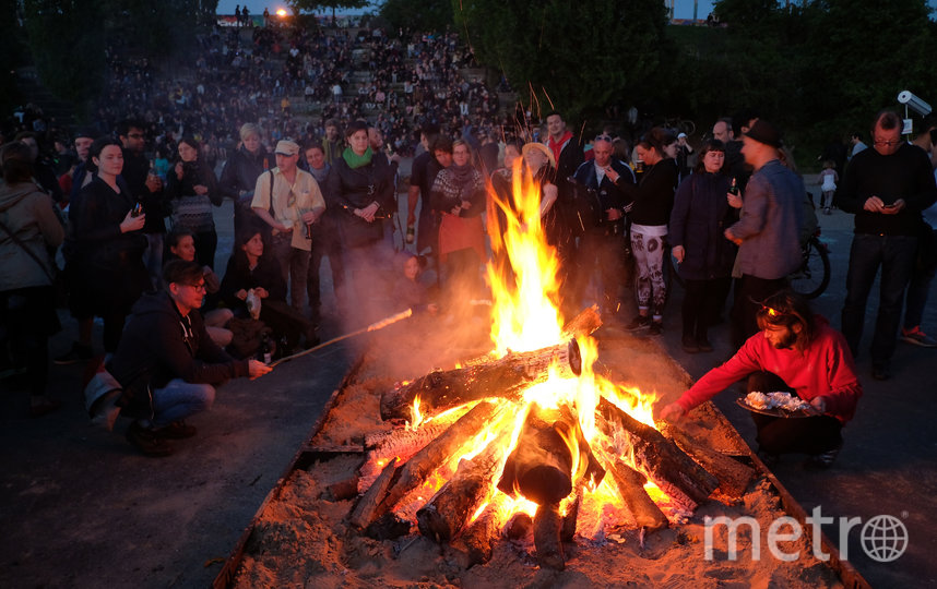 С 30 апреля на 1 мая проходит Вальпургиева ночь. Фото Getty