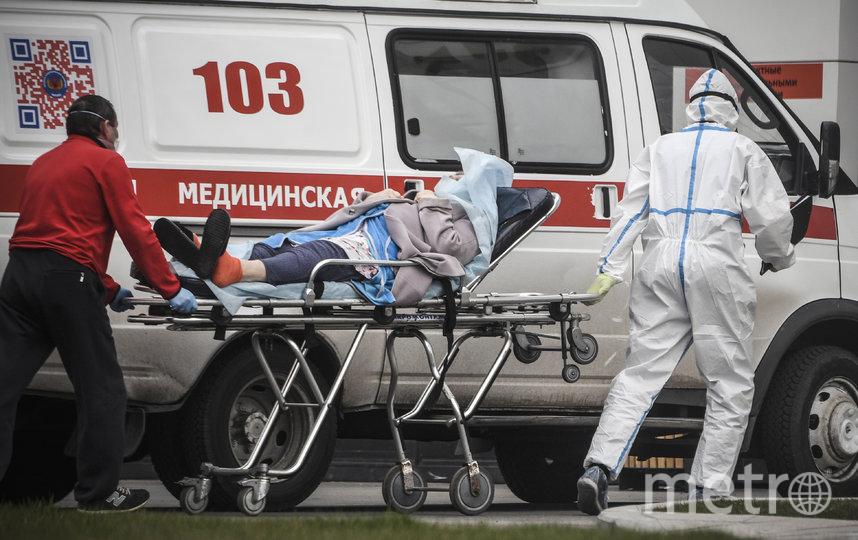 Cтоличные медики продолжают сражаться с коронавирусной инфекцией. Фото AFP