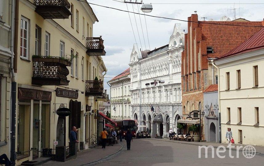 Вильнюс. Фото Pixabay