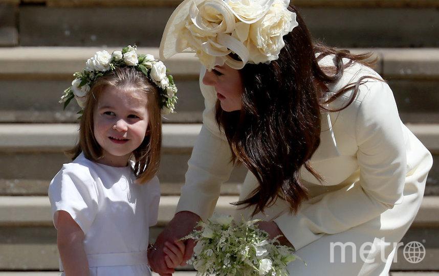На свадьбе принца Гарри и Меган Маркл в 2018м. Фото Getty