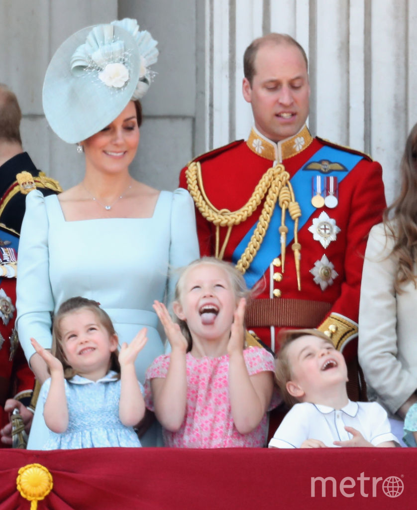 День монарха, 2018 год. Фото Getty