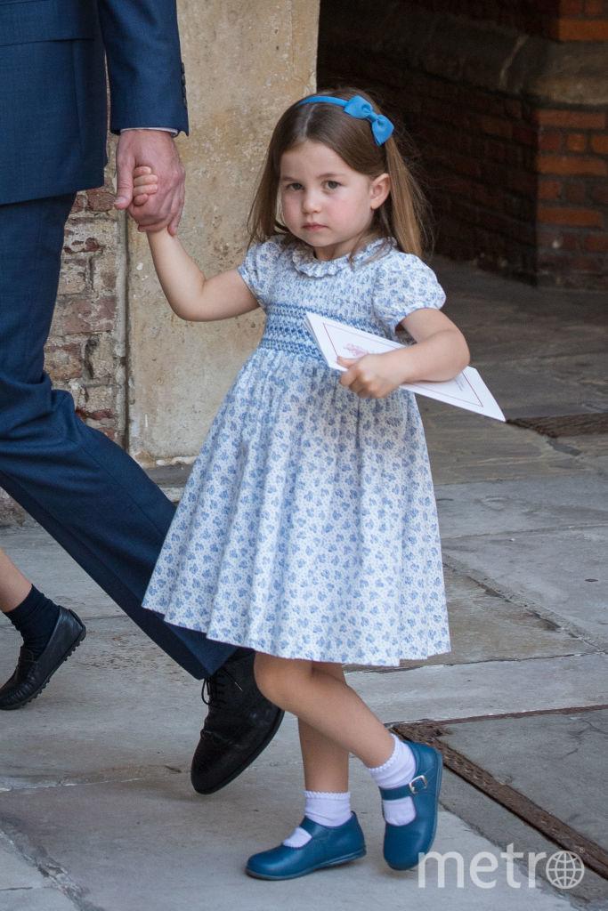 На крестинах принца Луи. Фото Getty