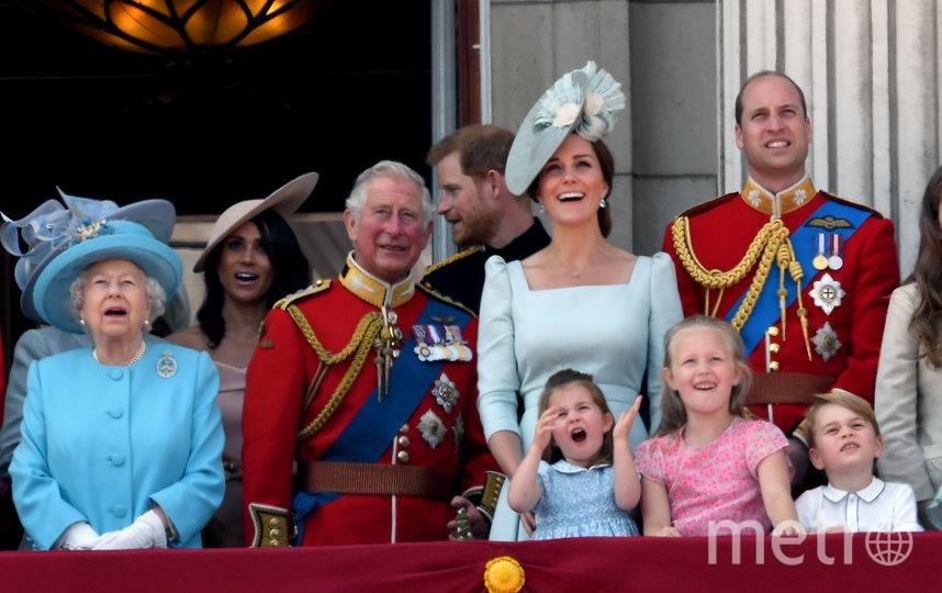 Парад в День монарха. Фото Getty