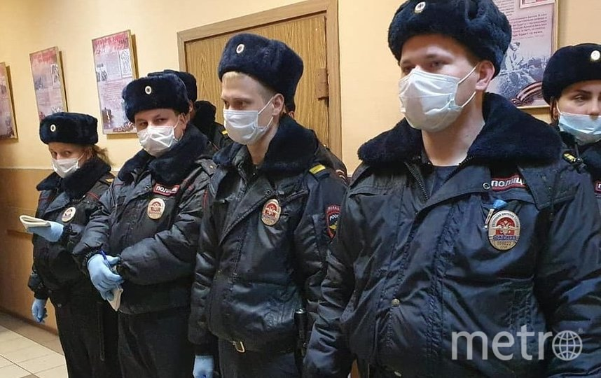 Архивное фото. Фото МВД РФ по СПб и ЛО