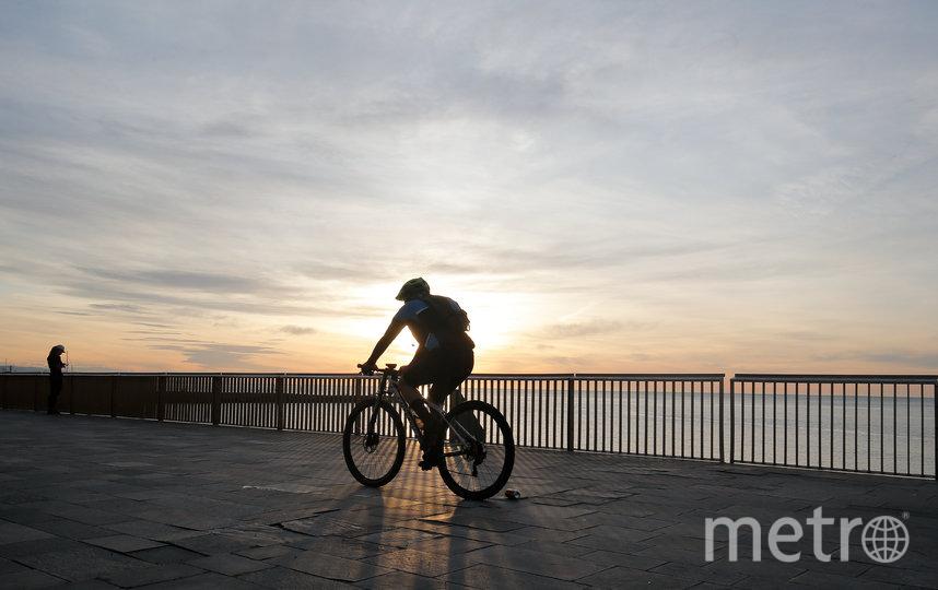 В Испании впервые за семь недель разрешили взрослым гражданам заниматься спортом на свежем воздухе. Фото AFP